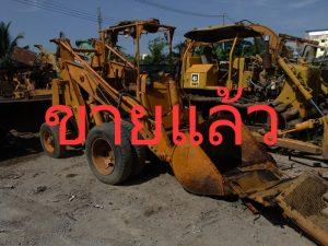 รถตักล้อยาง Komatsu SD20