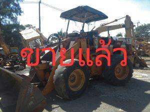 รถตัก 510 Komatsu