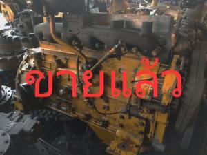 เครื่อง Komatsu S6D95 PC200-5