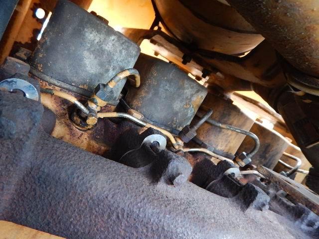 รถตัก 515C Dresser เหมือน Komatsu