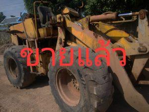 รถตัก WA100-1 Komatsu