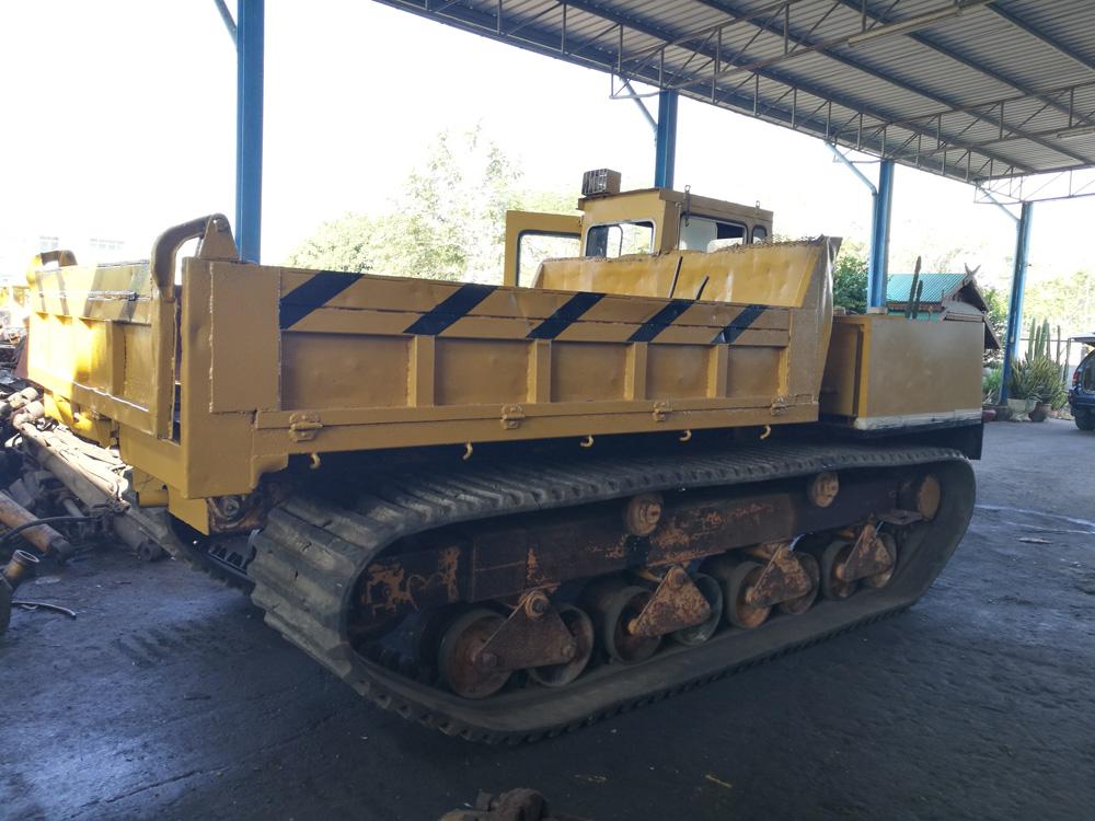 รถบรรทุกตีนตะขาบ Morooka MST-1500