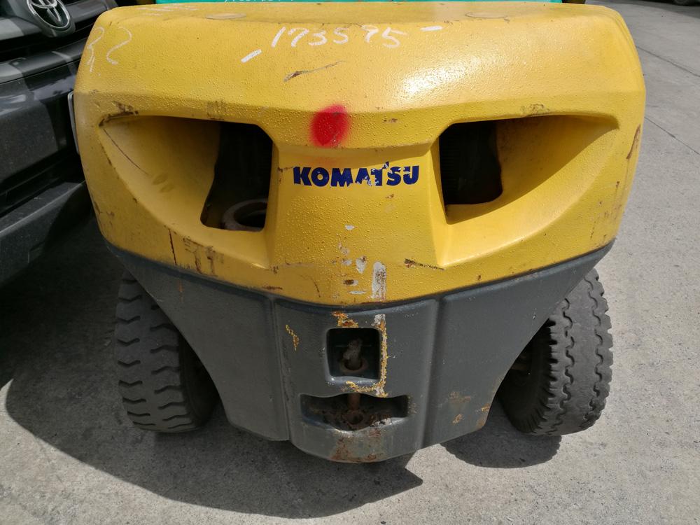 รถโฟล์คลิฟท์ Komatsu 2 ตัน เบนซิน